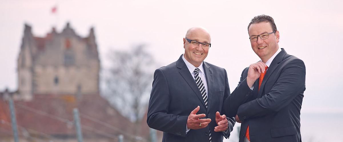 Daniel Müller Rechtsanwalt und Heinz Tausendfreund Rechtsanwalt in Meersburg am Bodensee